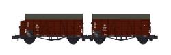 Oppeln Ghs/Grs DR Ep.IIIa Zonen Güterzug  2er Set