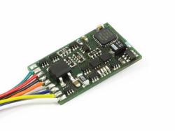STANDARD+ V2 Lokdecoder, Anschlusskabel mit Stecker NEM652