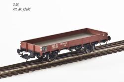 Niederbordwagen X05 der ÖBB, Betr.-Nr. N 434510