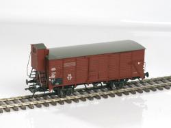 Güterwagen G10, mit Bremserhaus, DR Betr.-Nr. 05-09-43
