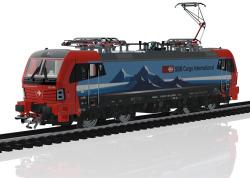 E-Lok BR 193, SBB Cargo Int., Ep.VI