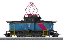 Rangierlokomotive Reihe Ue, SJ, Ep. V