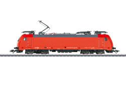 E-Lok BR E 186, rot, NS, Ep. VI