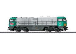 $$ Schwere Diesellok G 2000, SNCF Fret, Ep. VI