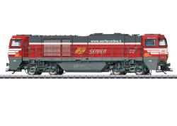 Schwere Diesellok G 2000, Serfer, FS, Ep. VI