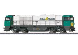 Schwere Diesellok G 2000, Rail4Chem, NL