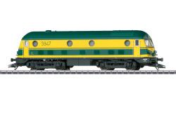 Diesellok Serie 59, SNCB, Ep. IV