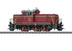 Diesel-Rangierlok BR V 60, DB, Ep. III