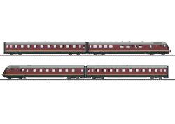 *Triebzug VT 08.5 Paris-Ruhr, TEE, DB,III