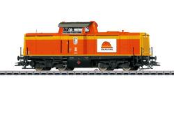 Diesellok BR 212, Colas Rail, F, VI
