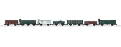 Güterwagen-Set zur G5/5, Bayern, Ep.IIa