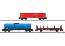 Wagenset Moderner Güterverke