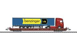 RoLa Endwagen Benzinger, DB AG, Ep.V
