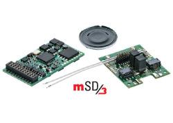 märklin mSD3 SoundDecoder.