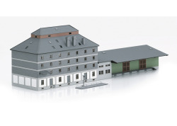 Bausatz Raiffeisen Lagerhaus mit Markt