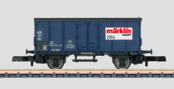 Märklin Magazin Annual Z Gauge Car for 2014.