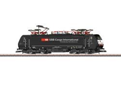 E-Lok BR 189, MRCE, SBB Cargo Int.