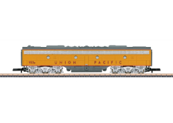 American E8B Diesel Electric Locomotive.
