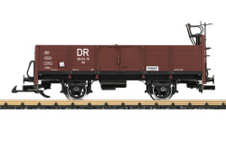 Off. Güterwagen DR Ep. IV