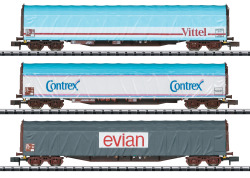 Güterwagen-Set Rils der SNCF
