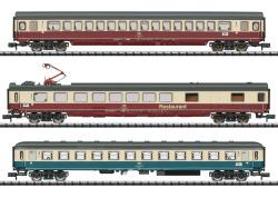 Schnellzugwagen-Set IC 611 Teil 1