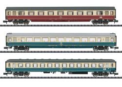 Schnellzugwagen-Set IC 611 Teil 2