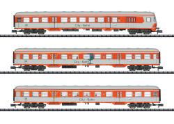 "Personenwagenset ""City-Bahn"", DB, Ep. IV"