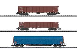 "MHI/Wagen-Set Gütertransport ""Moderne DB"""