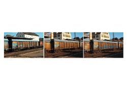 Minitrix Goods Wagon Set Ealnos of the NS