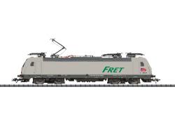 E-Lok BR E 186 FRET SNCF