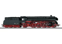 Schnellzug-Dampflok BR 01.5 mit Öl-Tender, DR/DDR, Ep. IV