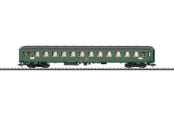 Schnellzugwagen 2. Kl. Bm, DB, Ep. IV