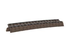 Trix C-Gleis gebogen R3=515 mm/15°