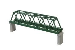 Kastenbrücke 1-gleisig 220mm