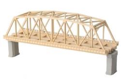 $$ Kastenbrücke 2-gleisig 220mm