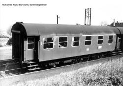 G-Umbauwagen 3yG-1./2.Kl. DB IV