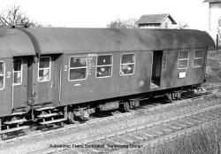 G-Umbauwagen 3yG-2.Kl.Gepäckabteil DB IV