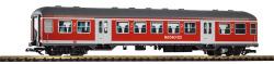 G-Nahverkehrswg. Bnb 2. Klasse DB AG verkehrsrot VI