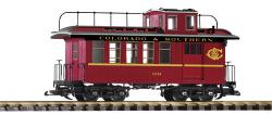 G-Güterzugbegleitwagen C&S m. Schlusslichtern
