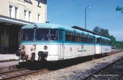 N-Dieseltriebwagen BR 798 Ch