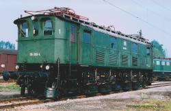 N-E-Lok BR 116 DB IV + DSS N