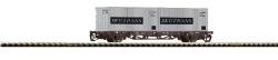 TT-Containertragwagen 2X20 Deutrans DR IV
