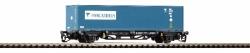 TT-Containertragwagen 1X40    Finncarriers DB AG V