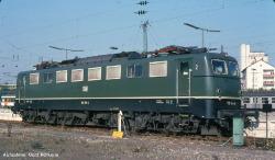 ~E-Lok BR 150 DB IV, grün + lastg. Dec.