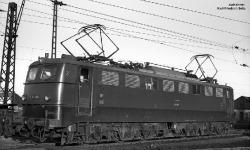 ~Soundlok/ E-Lok E50 grün DB III