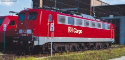~E-Lok BR 150 DB AG V, verkehrsrot + lastg. Dec.