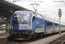 Startset E-Lok Railjet CD