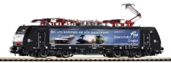 E-Lok BR 189 Bayernhafen VI