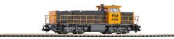 ~Diesellok 6400 VI + lastg.