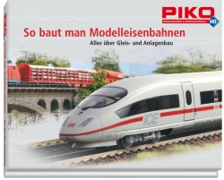 PIKO A-Track Layout Book (German Language)